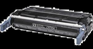 Заправка картриджа C9720A 9к