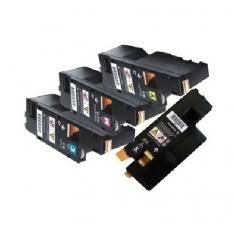 Заправка картриджей Xerox 6000 , 106R01631 черный 2к, цветные 1к