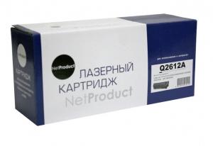 Картридж HP Q2612A, 2K NetProduct