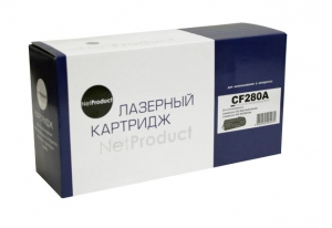 Картридж  CF280A 2,7K NetProduct