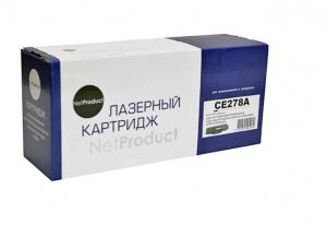 Картриджи NetProduct HP CE278A