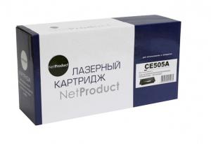 Картридж  CE505A  NetProduct с чипом