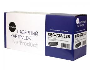 Картридж Canon (NetProduct)  №728/328