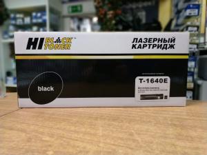 Тонер-картридж Hi-Black T-1640E для Toshiba e-Studio 163/165/166/167, туба, 24K