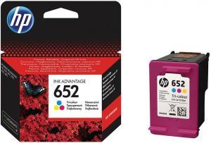 Заправка струйного картриджа  HP 652 (F6V24AE)