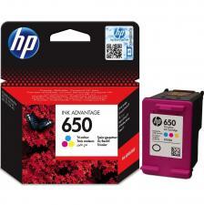 Заправка струйного картриджа HP 650 (CZ102AE)