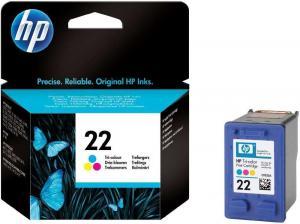 Заправка цветного картриджа HP 22 (C9352)