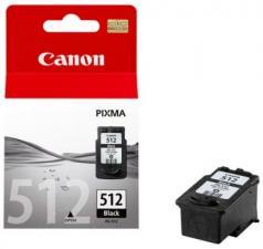 Заправка картриджа Canon PG-512 (чёрный)