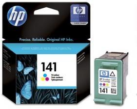 Заправить картридж струйный HP 141 (CB337HE)