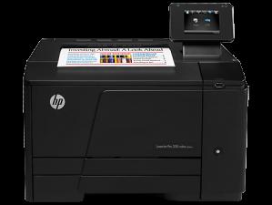 Цветной лазерный принтер HP LaserJet Pro 200 Color M251nw с Wi-Fi