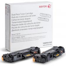 Заправка картриджа Xerox 106R04348, 106R04349 для Xerox B205, Xerox B210, Xerox B215